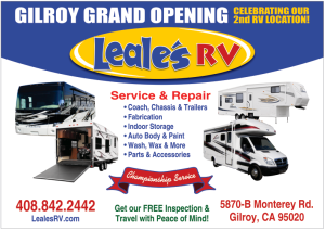 Leale's RV in Gilroy CA